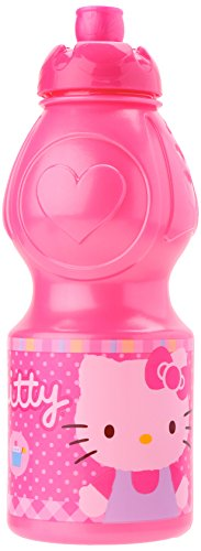 Stor 37332 - Botella Sport pequeña, diseño Hello Kitty