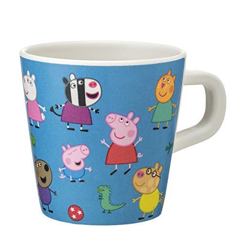 Petit Jour Paris Peppa Pig - Taza pequeña, perfecta para beber como los adultos