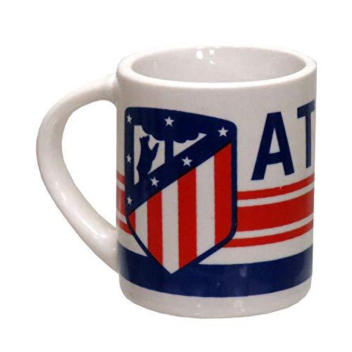 Atletico de Madrid MN-01-ATL - Minitaza de cerámica