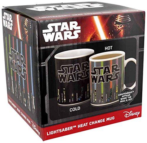 Star Wars Taza de cambio de calor Lightsable (embalaje 2016)